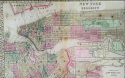 N.Y. and Brooklyn with Border M-34