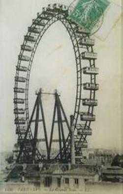 Ferris Wheel P.C. P-23