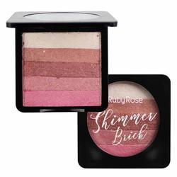 SHIMMER BREAK - Highlighter - Rose