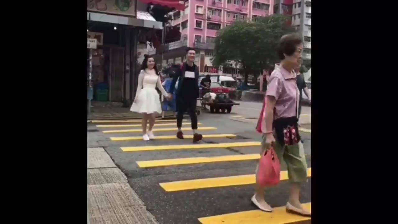 香港藏愛 Pre-wedding 浪漫隨想花絮