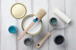 Paint Supplies & Shutter Materials