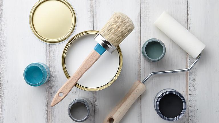 Activité de peinture (Escouade CJE)