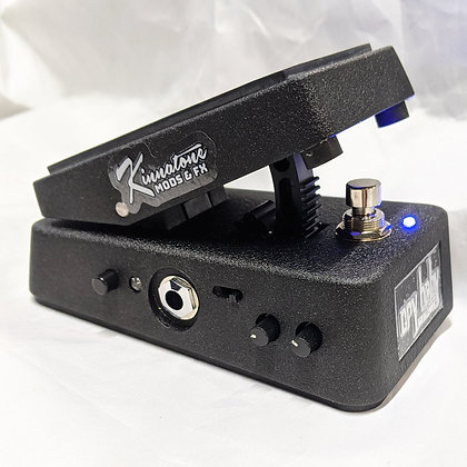Cry Baby Mini wah led install