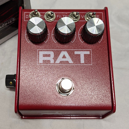 In stock RED Clean Blend  Kinnatone  Mischief ™ Extra LM308n MODDED Proco Rat