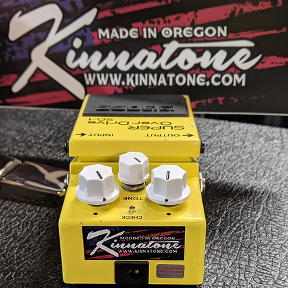 KINNATONE PHONE BOOTH MOD FOR BOSS SD-1 SUPER