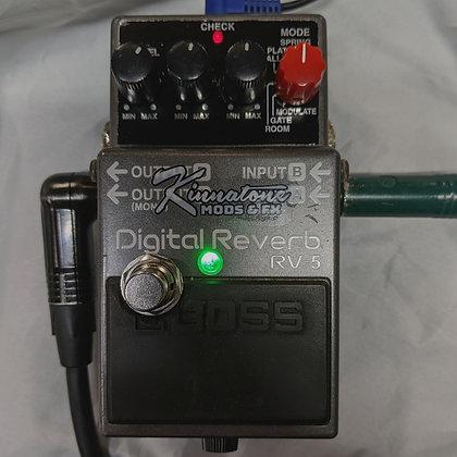 BOSS RV-5 DUAL mode MOD 2 Presets