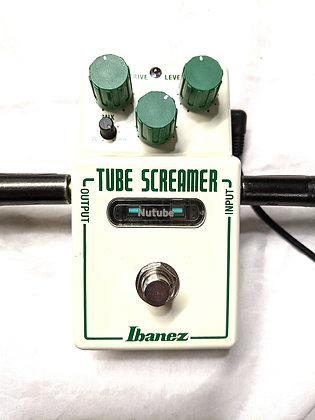 Ibanez NTS Nutube Kinnatone switch upgrade mod service