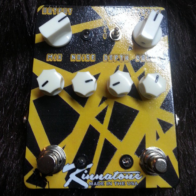 Kinntone Custom Delay EVH