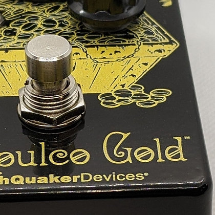 EQD Acapulco Gold PEDAL Pre-gain Modification Service