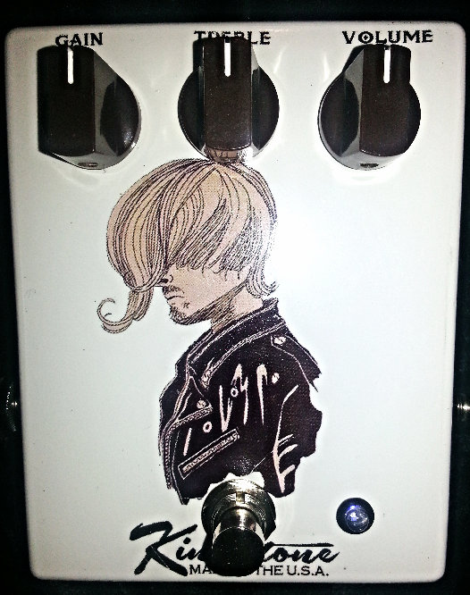 NICK MAYBURY CUSTOM PEDAL