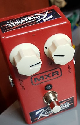 MXR DYNA COMP to HIFI ROSS MOD UPGRADE