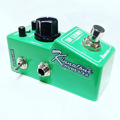 MOD service for MINI Ibanez TUBE SCREAMER