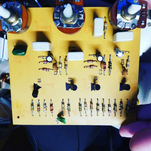 To mod vintage pedals or not to mod vintage pedals? That is the question?