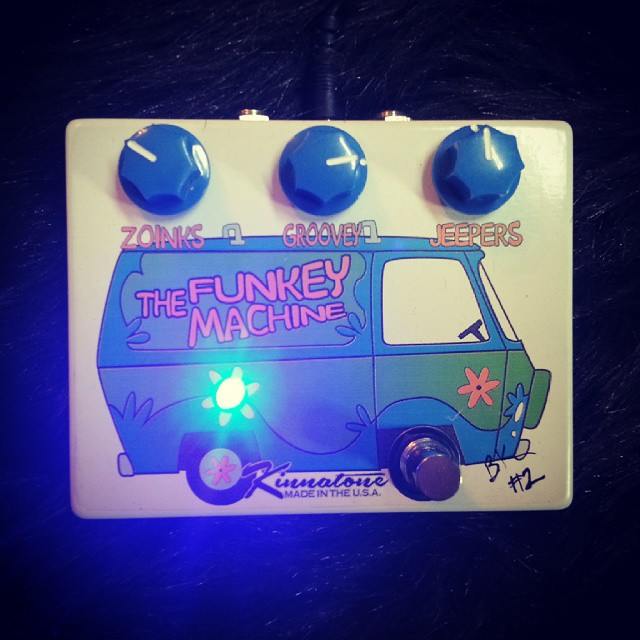 CUSTOM Funkey Machine Auto Wah