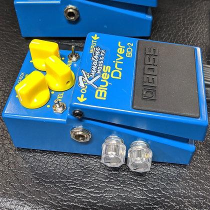 BOSS BD2 Blues Driver Versa Deluxe-Mod