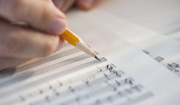 sheet music, cello lesson, music lesson, composition