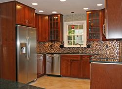 Kitchen - Oak
