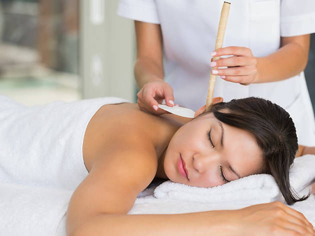 Ear Candling/Coning