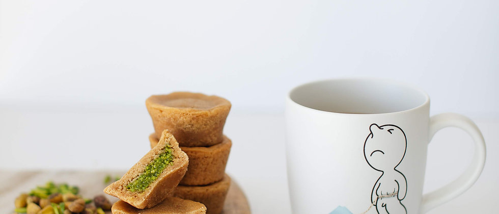 Pistachio Party (Vegan)