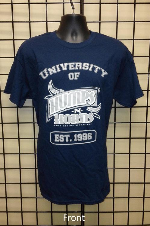 Humps N Horns University T-Shirt