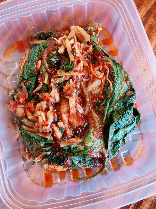 Getnip Kimchi 깻잎김치