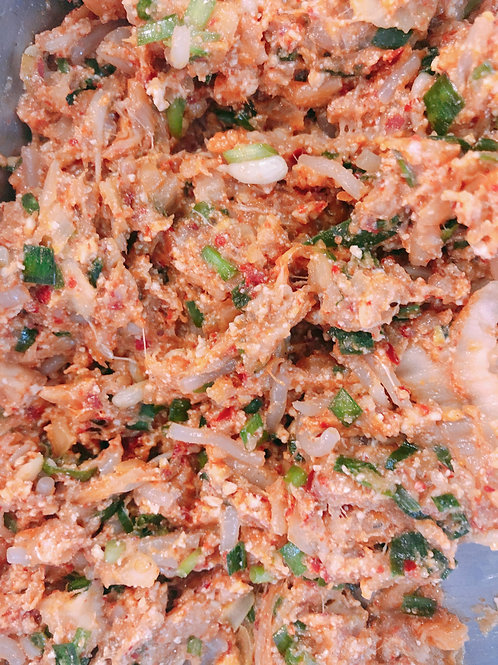 Kimchi Mandu 김치만두