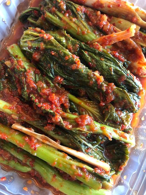 Gat Kimchi 갓김치