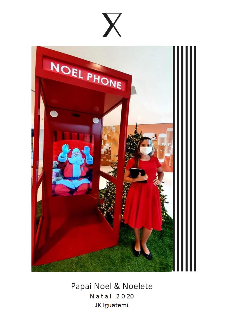 Noel e Noelete JK Iguatemi 2020