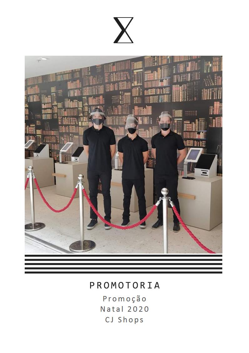 promotoria promo cj shops 2020