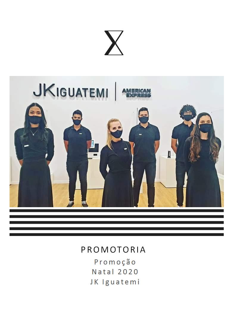 promotoria promo JK Iguatemi 2020
