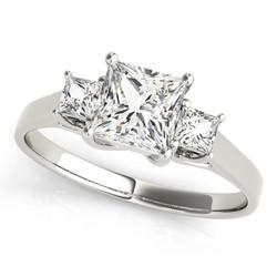 Three Stone Diamond