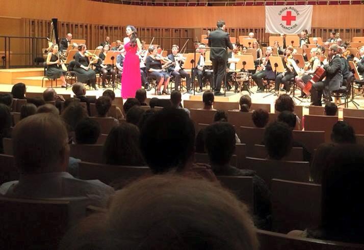 Auditorium de Bordeaux Orchestre Symphonique de Talence 2016