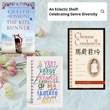 An Eclectic Shelf: Celebrating Genre Diversity
