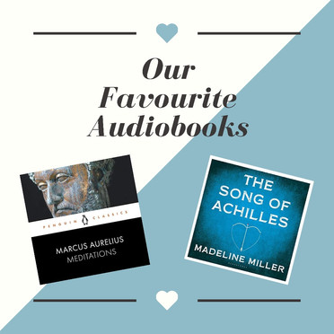 An Introduction to the Team and Our Favourite Audiobooks