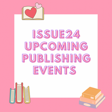 Upcoming Publishing Events