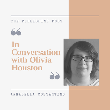 In Conversation with Olivia Houston