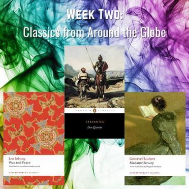 International Shelf: Classics from Around the Globe