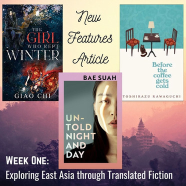 My International Shelf: Exploring East Asia