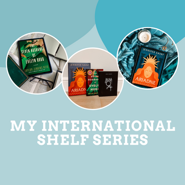 My International Shelf: Global Book Trends with e-Readers