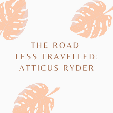The Road Less Travelled: Children's author Atticus Ryder's journey to self-publishing