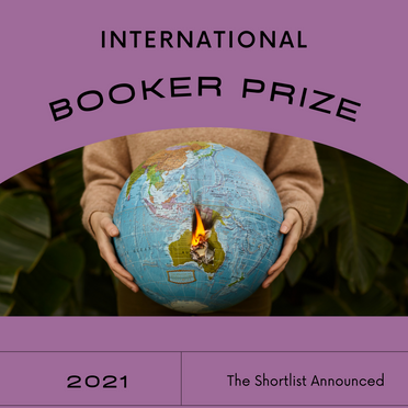 Shortlisted Authors of the International Booker Prize 2021