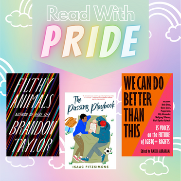 Read with Pride: Upcoming Releases