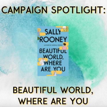 Campaign Spotlight: Beautiful World, Where Are You
