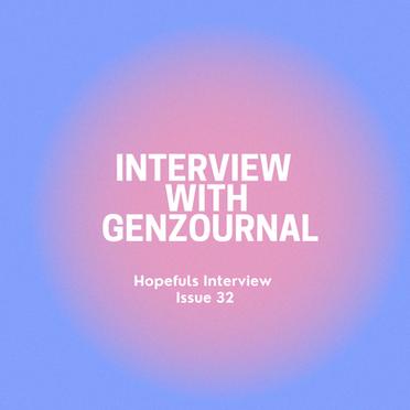 GenZournal Magazine: An Interview with Nalisha Vansia