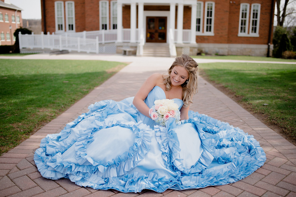 central PA prom session photographer