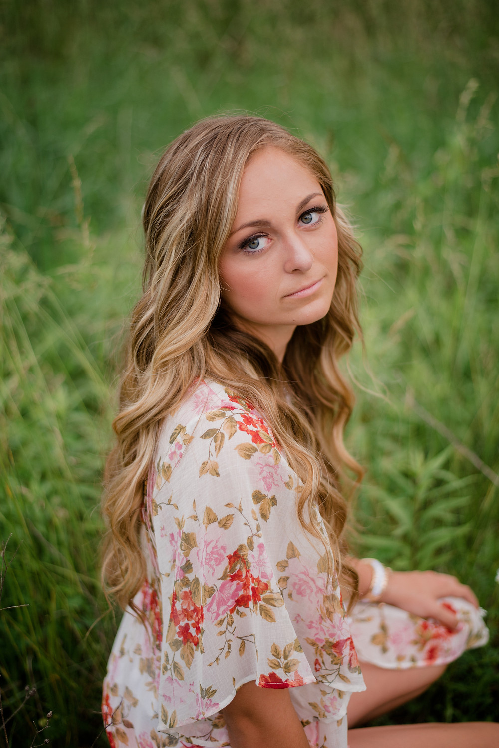 central PA senior portrait photographer