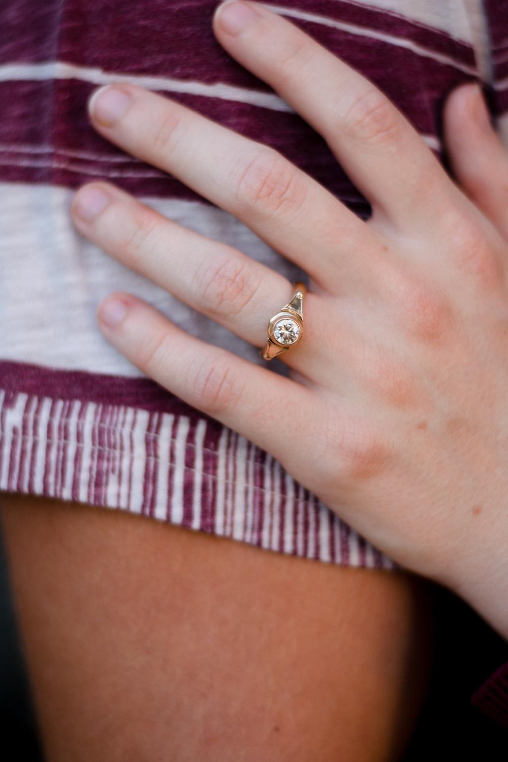 Engagement ring, session, rustic, fun, wedding photographer