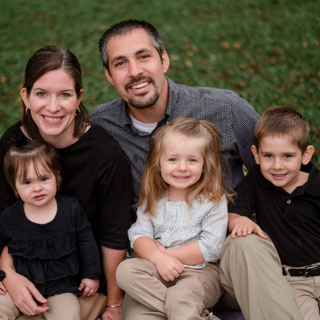 Fairchild Family | Central PA Family Mini Session