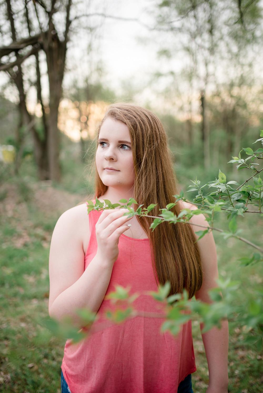 Senior Portrait Photography Central PA