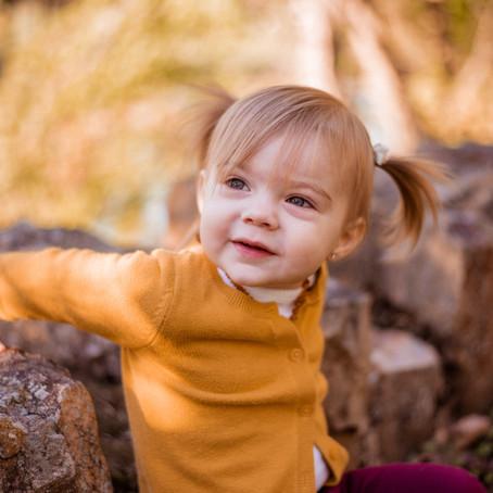 The Joyner Family | A Blair Park Family Mini Session in Central PA
